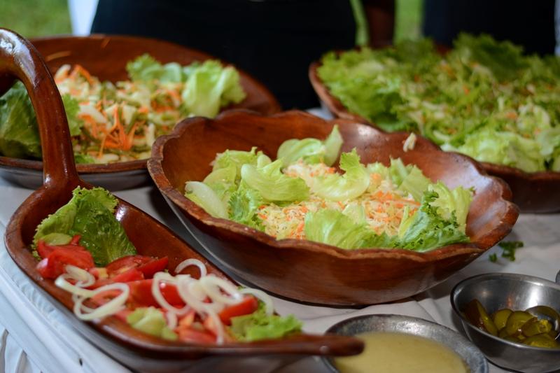 dinner menu selections tropical weddings jamaica