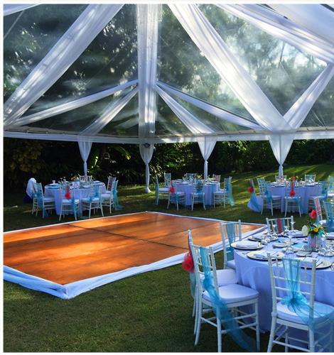 Gallery Portfolio - Tropical Weddings Jamaica - Category Tents u0026 Enclosures - Tropical Weddings Jamaica & Gallery Portfolio - Tropical Weddings Jamaica - Category: Tents ...