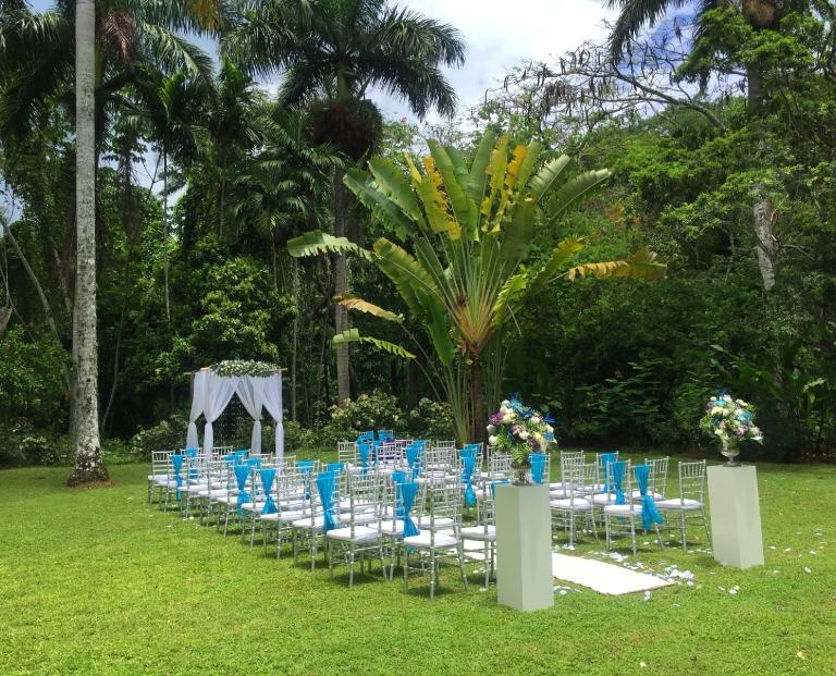 Ocho Rios - Botanical Garden Location - Category Ocho Rios Botanical Garden - Tropical Weddings ...