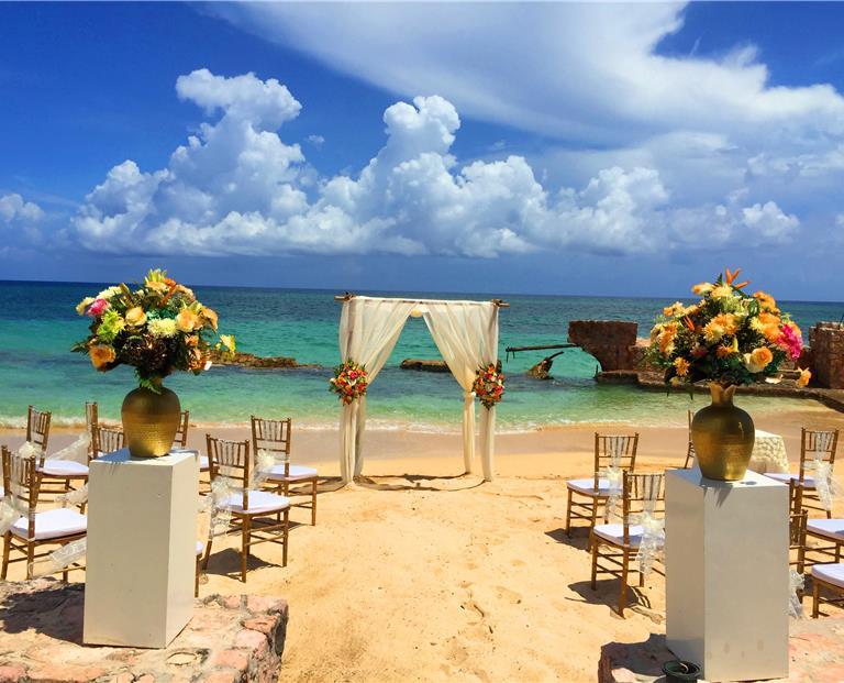 Venue Montego Bay Tropical Weddings Jamaica
